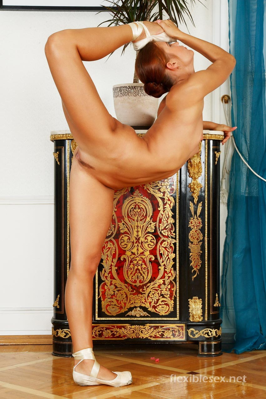 Flexible ballet sex photo